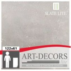 SLATE LITE CONCRETE DARK OR BRIGHT 240X120CM