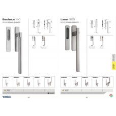 PULL HANDLE FOR LIFT AND SLIDE DOOR  BAUHAUS  J04