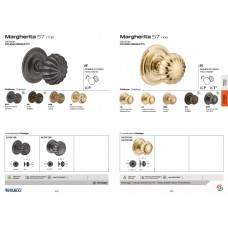 DOOR KNOB MARGHERITA 57  73R