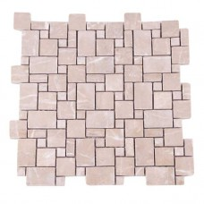 ATENAS CREAM NATURAL STONE MOSAIC